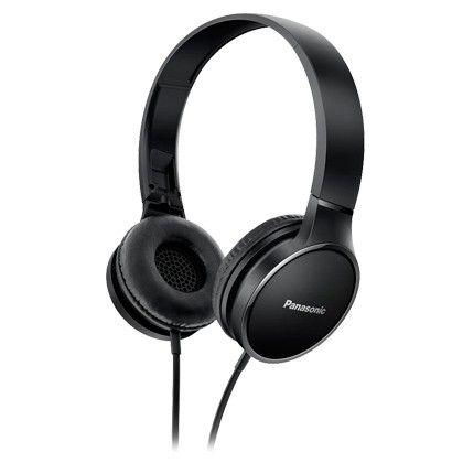 Купить Наушники и гарнитуры, Наушники Panasonic RP-HF300GC-K Black