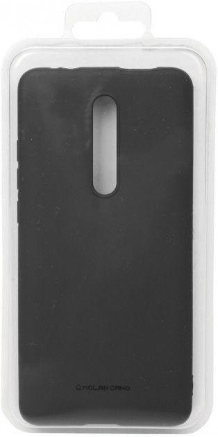 Купить Чехлы для мобильных телефонов, Панель BeCover Matte Slim TPU для Xiaomi Mi 9T/Redmi K20 (704015) Black