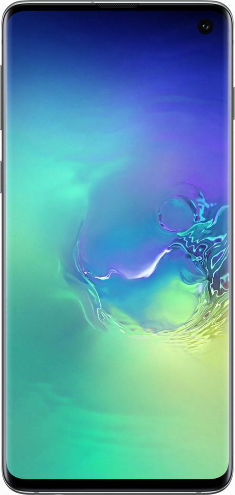 Купить Смартфоны, Смартфон Samsung Galaxy S10 2019 Green (SM-G973FZGDSEK)