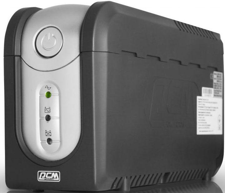 Купить Источники бесперебойного питания, ИБП Powercom IMP-625AP