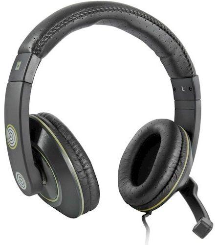 Купить Наушники и гарнитуры, Наушники Defender Warhead HN-G110 (64102) Black