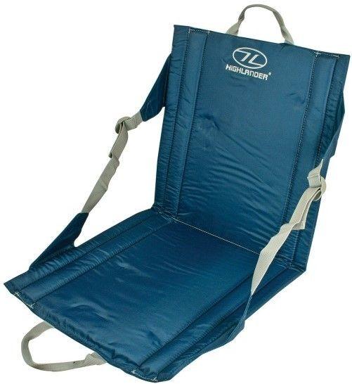 Купить Складная мебель, Стул Highlander Outdoor Seat (925505) Blue