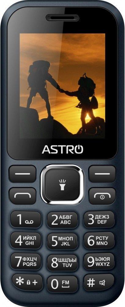 Купить Мобильный телефон Astro A174 Navy
