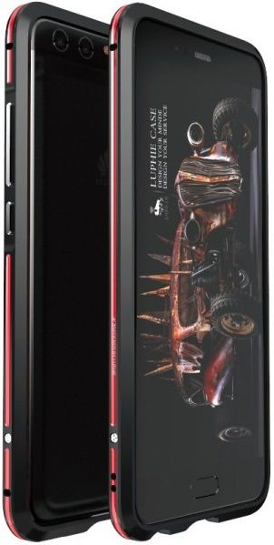 Купить Бампер Luphie Protection Huawei P10 Black
