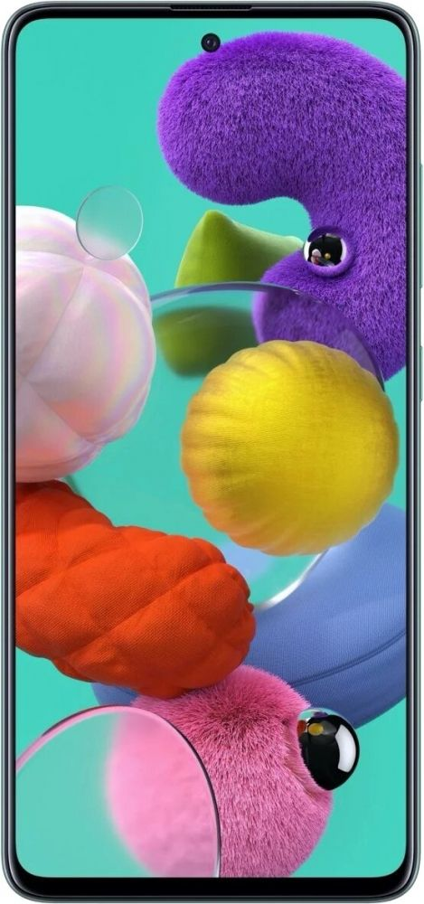 Смартфон Samsung Galaxy A51 A515 4/64Gb (SM-A515FZWUSEK) White от Територія твоєї техніки