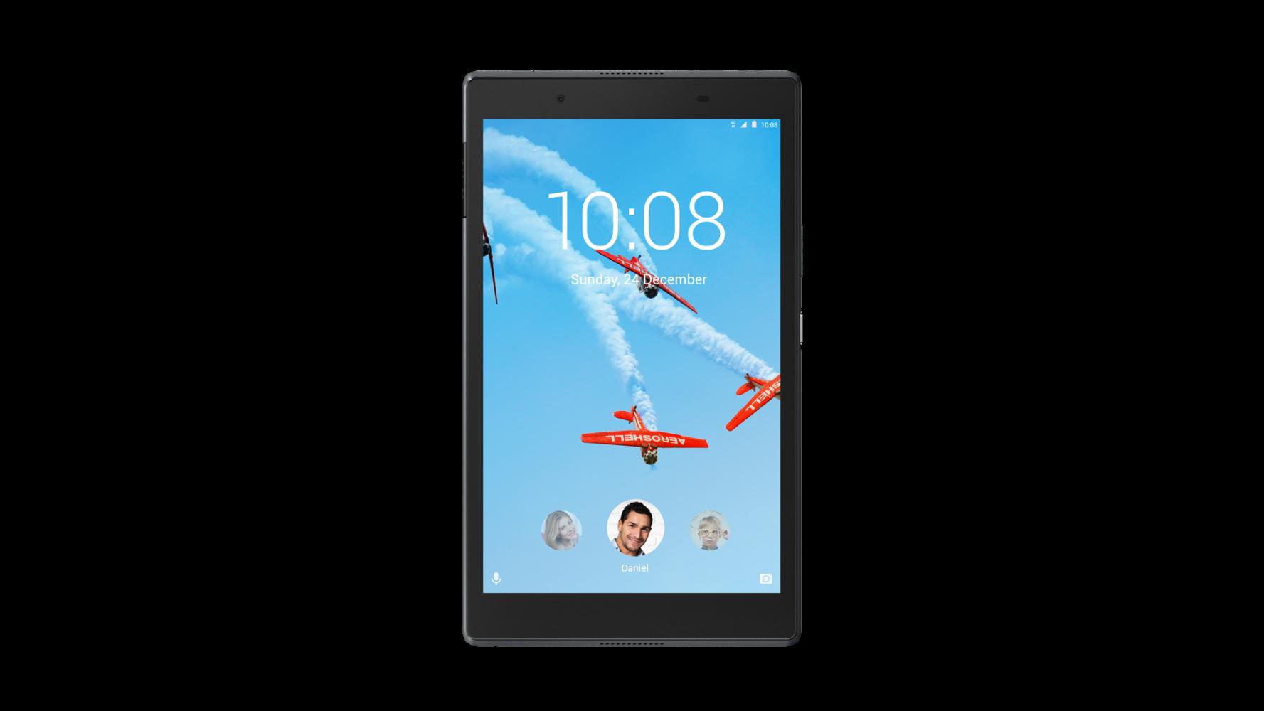 Купить Планшеты, Планшет Lenovo Tab 4 8 LTE 16GB (ZA2D0030UA) Slate Black