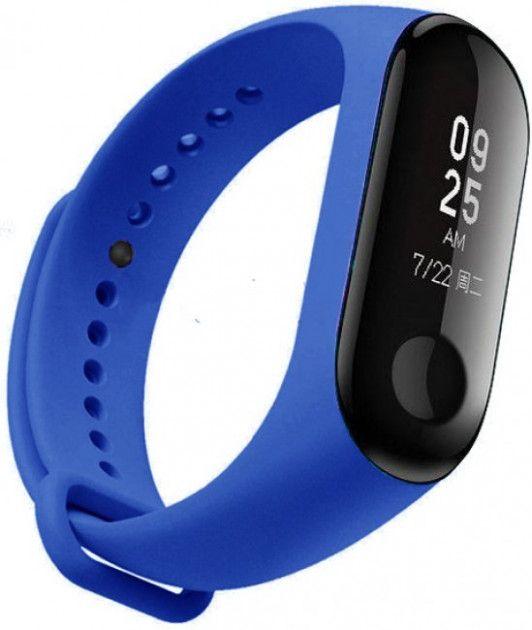 Купить Аксессуары для смарт-часов и смарт-браслетов, Ремешок Xiaomi Mi Band 3 Royal Blue, Other