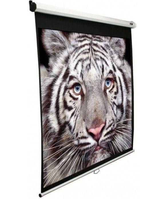 Купить Проекционный настенный экран Elite Screens (M150XWV2) White Case