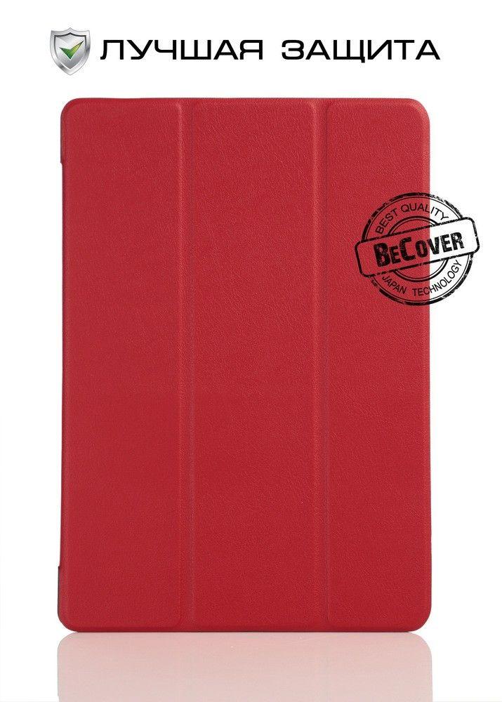 Купить Чехлы для планшетов, Чехол-книжка BeCover Smart Case для HUAWEI Mediapad T3 10 Red (701508)