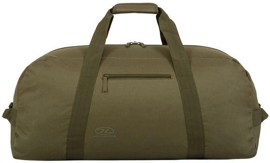 Купить Дорожные сумки и чемоданы, Сумка дорожная Highlander Cargo II 100 76 x 4 x 37 см 100 л (926955) Olive Green