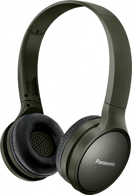Купить Наушники и гарнитуры, Наушники Panasonic RP-HF410BGC Bluetooth (RP-HF410BGCG) Green