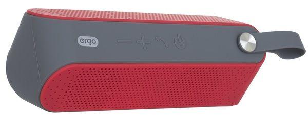 Портативная акустика ERGO BTS-520 XL Red  - купить со скидкой