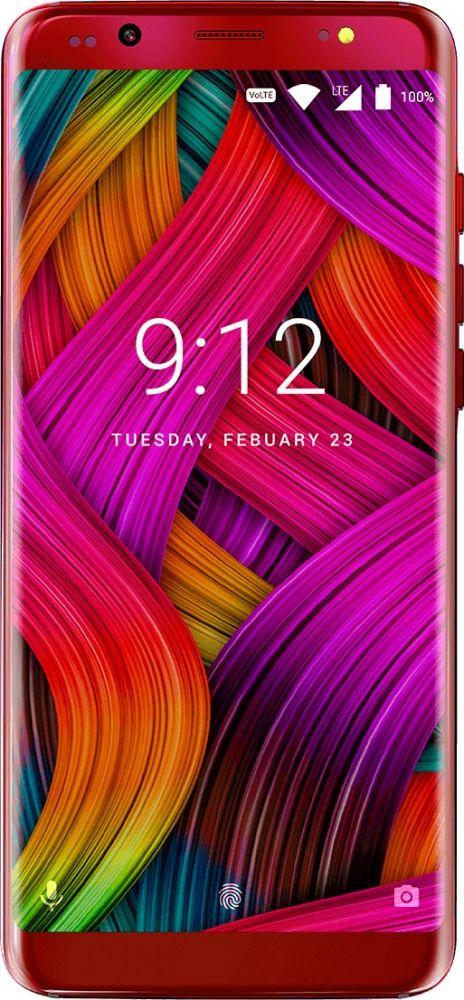 Смартфон NUU Mobile G3 Red от Територія твоєї техніки