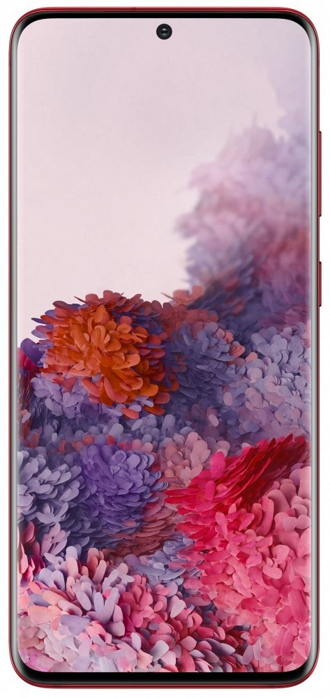 Смартфон Samsung Galaxy S20 (SM-G980FZRDSEK) Red от Територія твоєї техніки