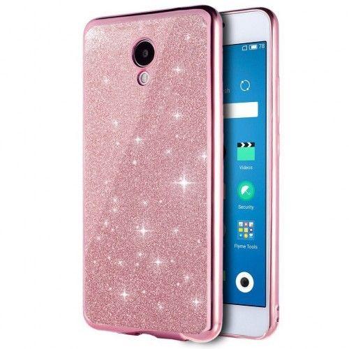 Купить Накладка Remax Glitter Air Series Xiaomi Redmi Note 5a Prime Pink