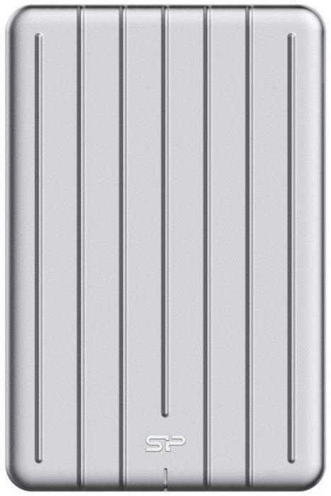 Купить Накопитель SSD Silicon Power Bolt B75 480GB 2.5 USB 3.1 (SP480GBPSDB75SCS) Silver External