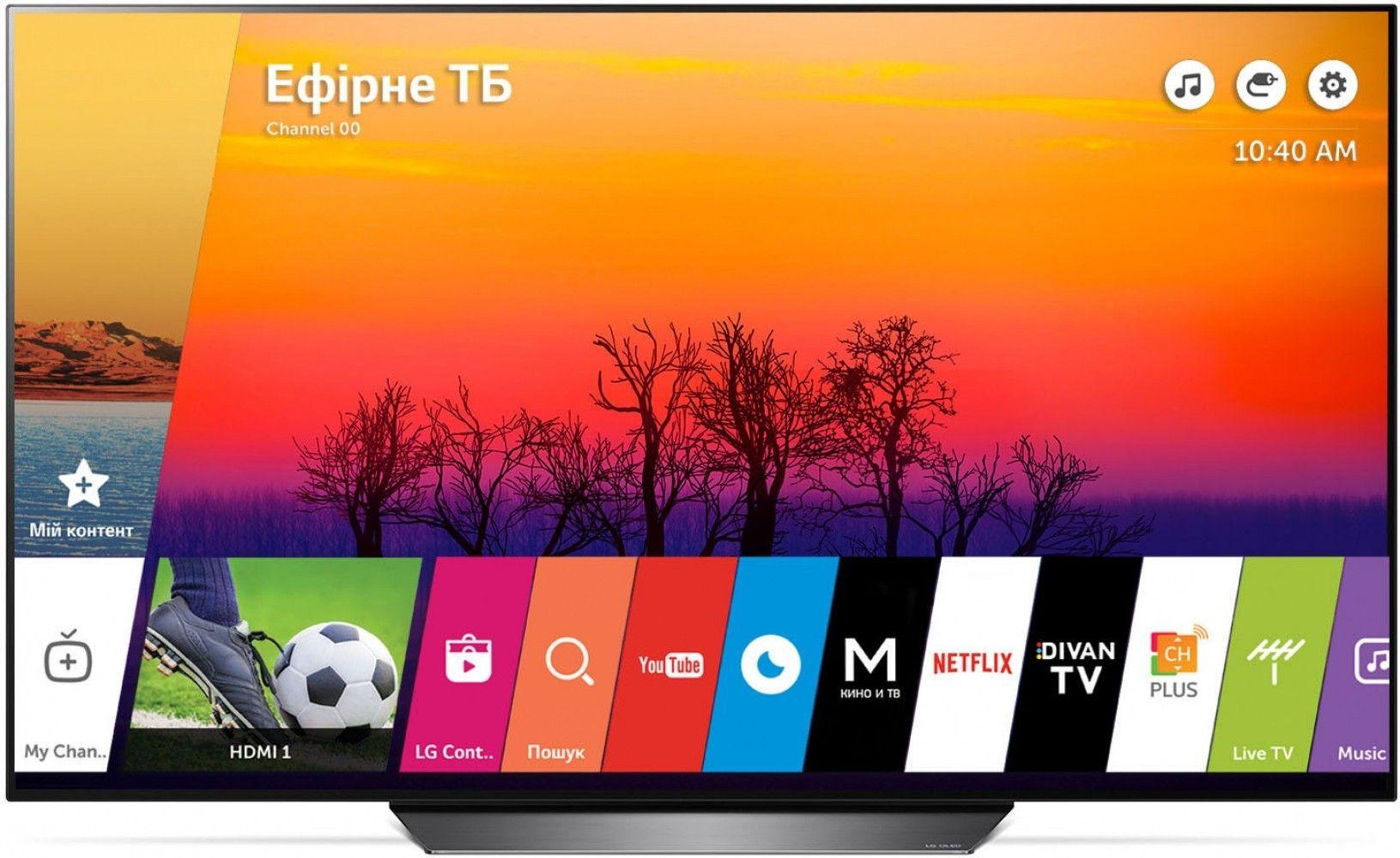 Купить Телевизор LG OLED55B8PLA