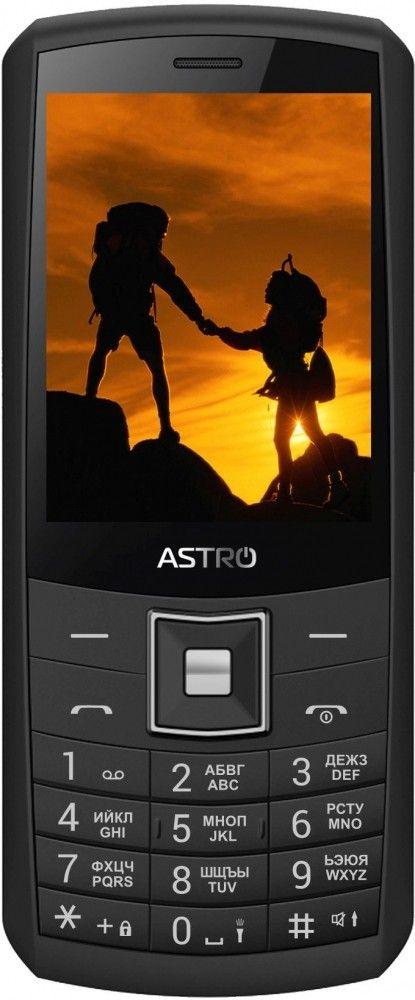 Купить Мобильный телефон Astro A184 Black