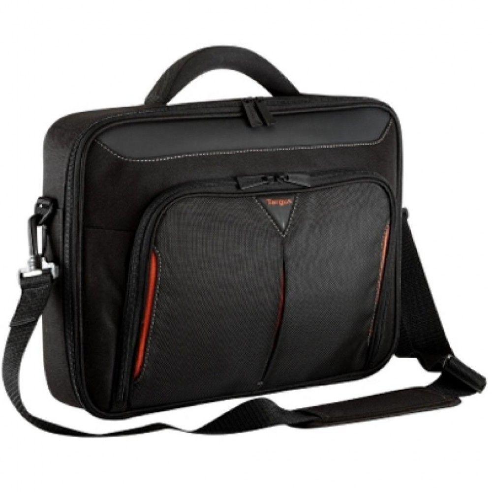 Купить Сумка для ноутбука Targus Classic Clamshell 14 Black/Red (CN414)