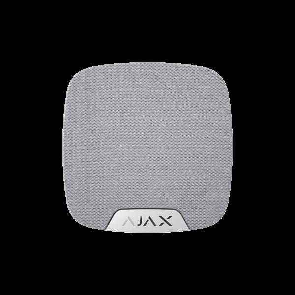 Купить Беспроводная домашняя сирена Ajax HomeSiren White (000011095)