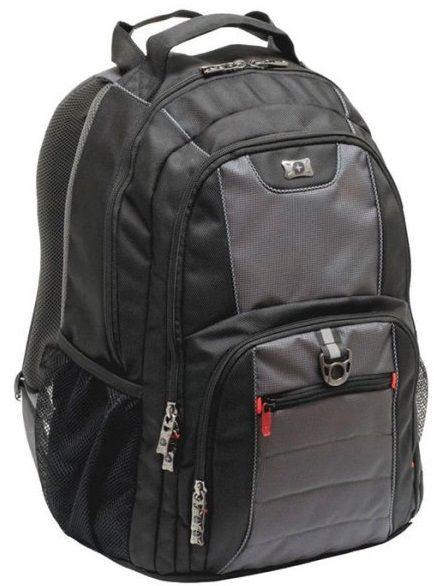 """Рюкзак для ноутбука Wenger Pillar 16"""" (600633) Black/Grey от Територія твоєї техніки"""