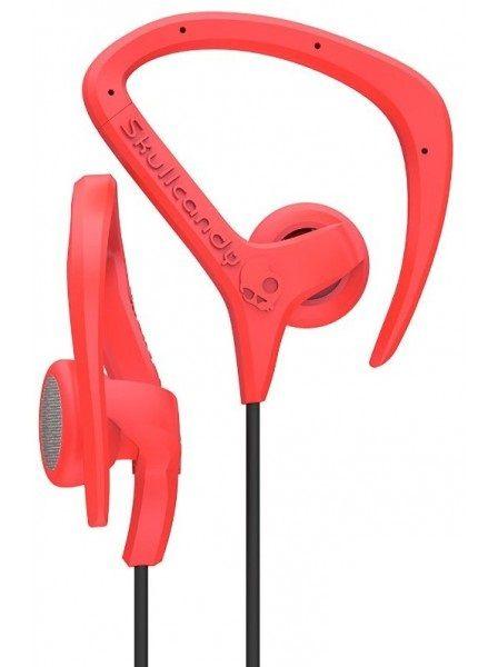 Купить Наушники и гарнитуры, Наушники Skullcandy Chops Bud (S4CHFZ-318) Hot Red
