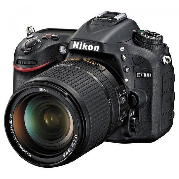 Купить Фотоаппарат Nikon D7100 18-140mm VR Kit (VBA360KV02)