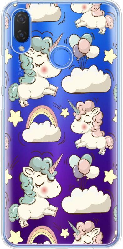 Купить Накладка U-Print Huawei P Smart Plus Unicorns, Other