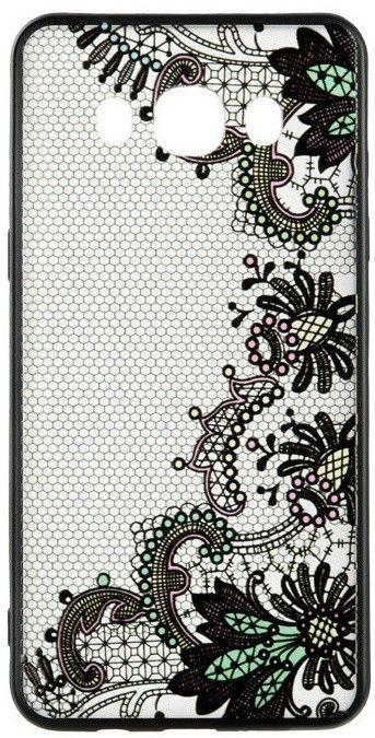 Купить Накладка Rock Tatoo Art Honor 7a Pro/Huawei Y6 Prime 2018 Color Flowers