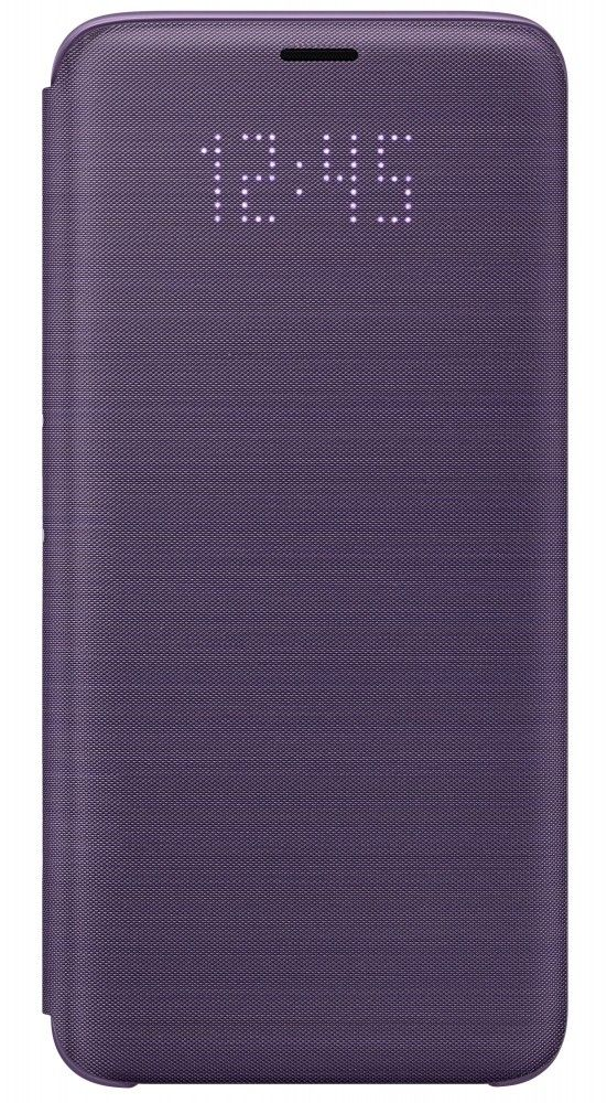 Чехол-Книжка Samsung View Cover S9 Orchid Gray (EF-NG960PVEGRU) от Територія твоєї техніки