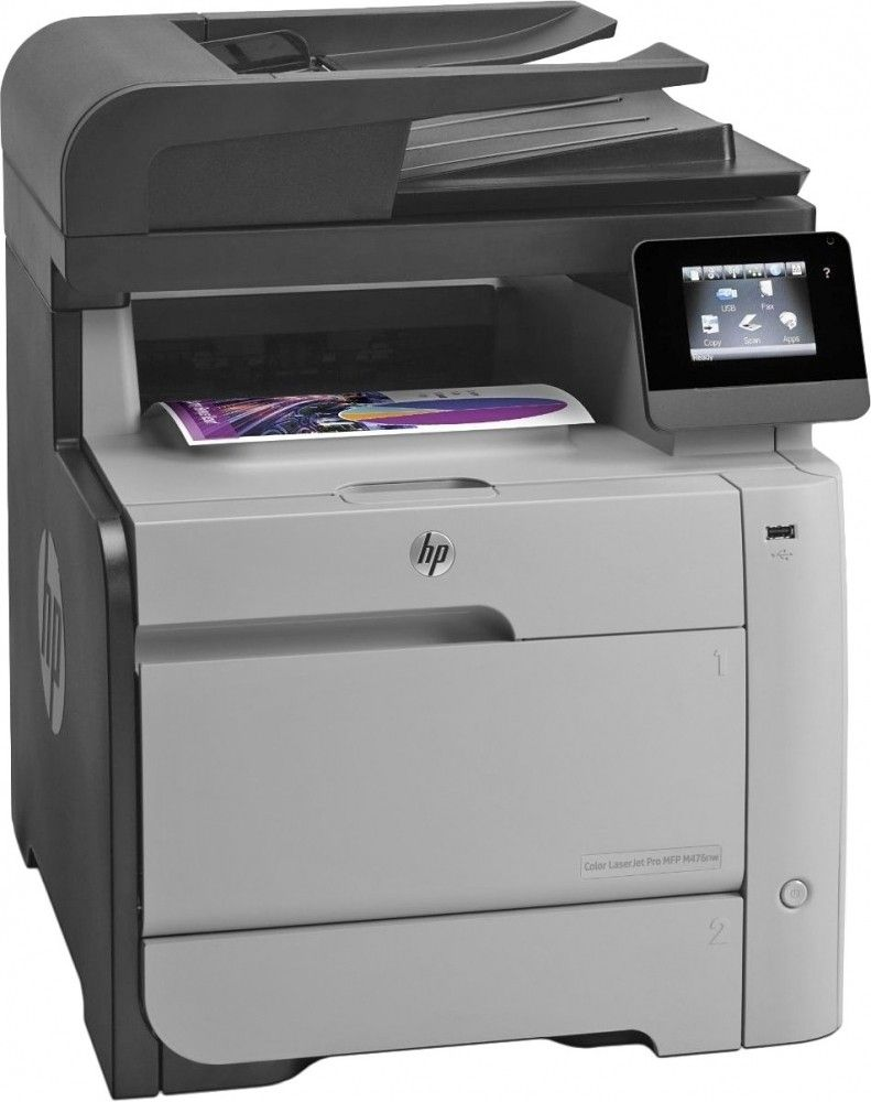 МФУ HP Color LaserJet Pro M476nw (CF385A) - 24822