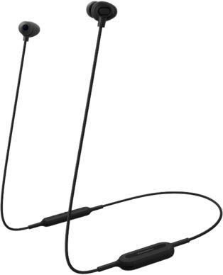 Купить Наушники и гарнитуры, Наушники Panasonic RP-NJ310BGE-K Black