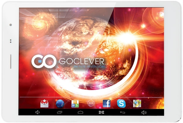 Планшет GoClever Aries 785 3G White - 18216