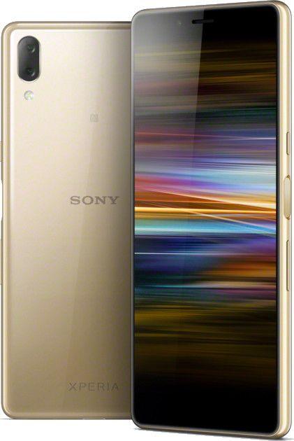 Купить Смартфоны, Смартфон Sony Xperia L3 I4312 Gold