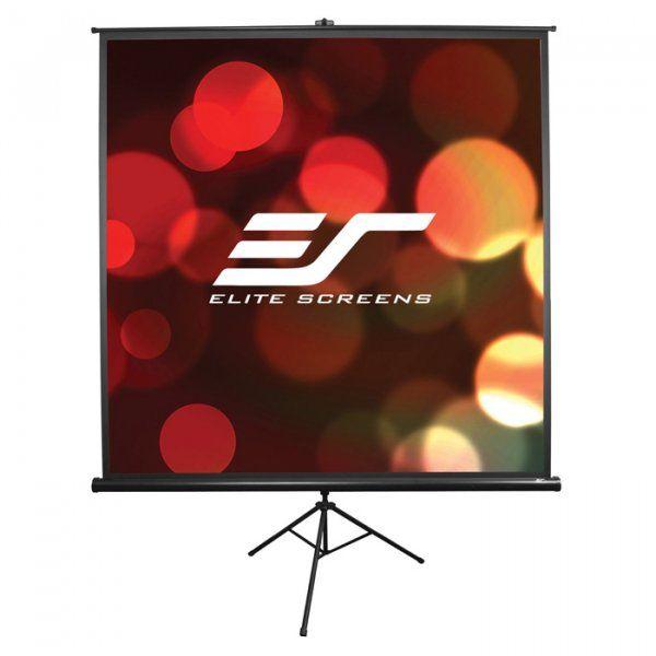 Купить Проекционный мобильный экран Elite Screens (T120UWV1) Black Case
