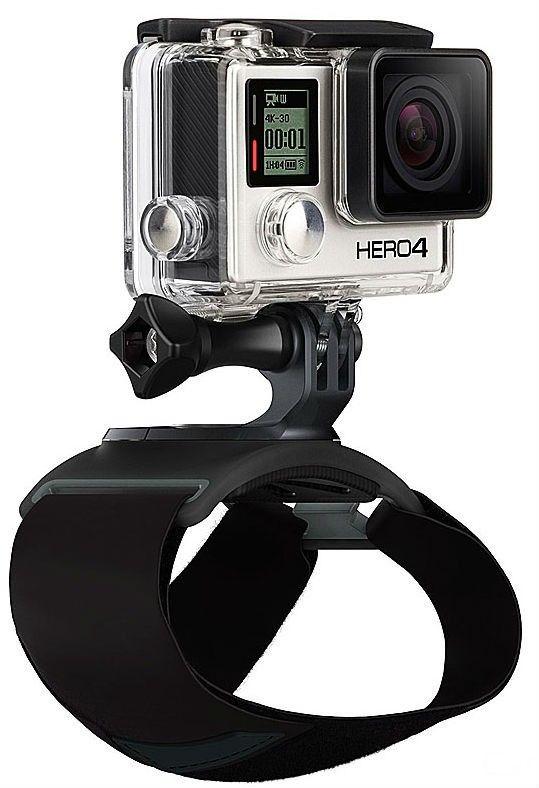 Купить Аксессуары для экшн-камер, Крепление GoPro The Strap (Hand + Wrist + Arm + Leg Mount) (AHWBM-002)