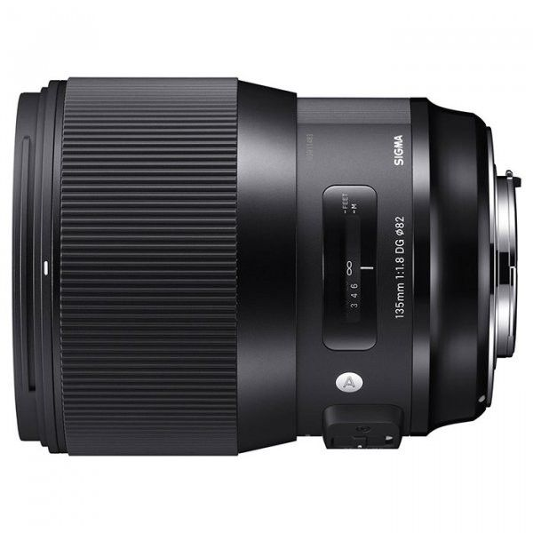 Купить Объектив Sigma AF 135mm f/1.8 DG HSM Art Canon (240954)