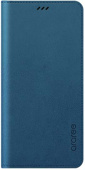 Купить Чехол-книжка Samsung Flip wallet leather cover A8+ 2018 (GP-A730KDCFAAC) Ash blue
