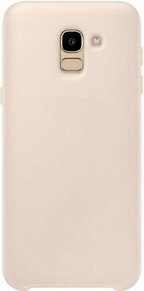 Панель Original Soft Case Samsung Galaxy J600 (J6 2018) Gold