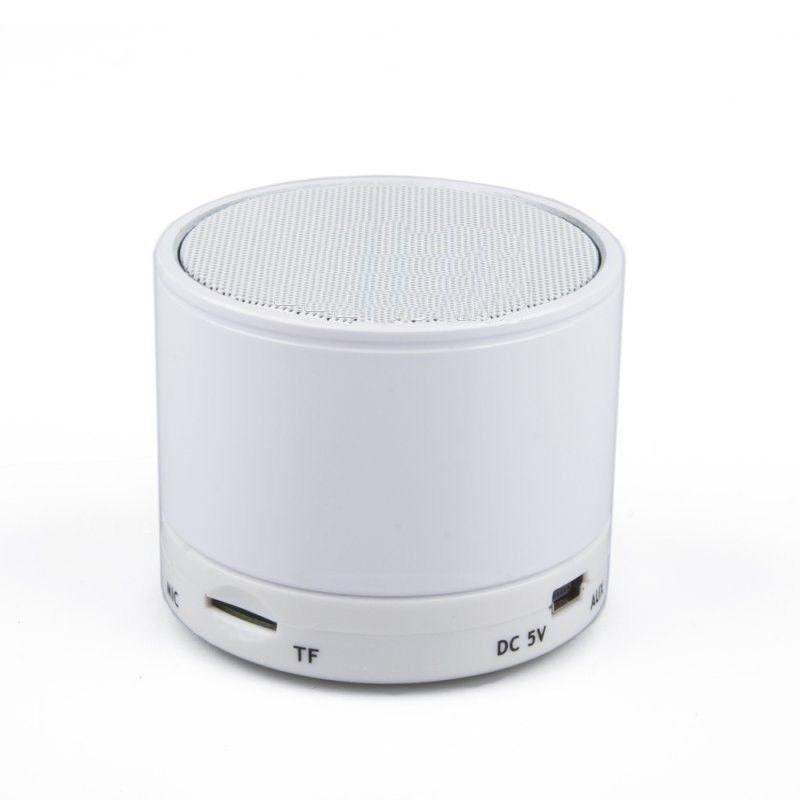 Портативная акустика, Портативная Bluetooth акустика S-10 White, Other  - купить со скидкой