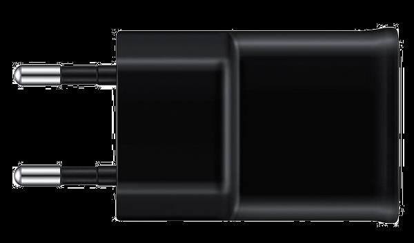 Сетевое зарядное устройство Samsung EP-TA12EBEUGRU Black от Територія твоєї техніки