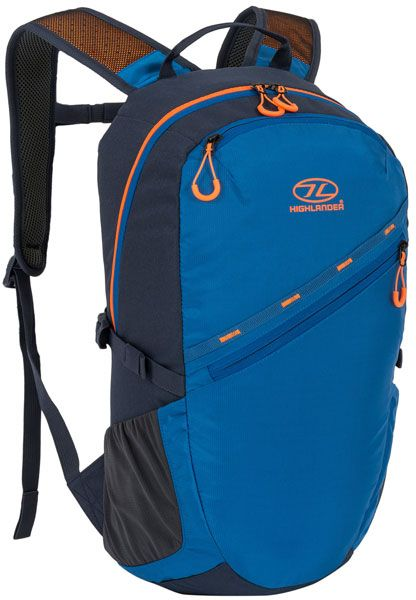 Купить Рюкзаки и гермомешки, Рюкзак Highlander Dia 20 (927468) Blue
