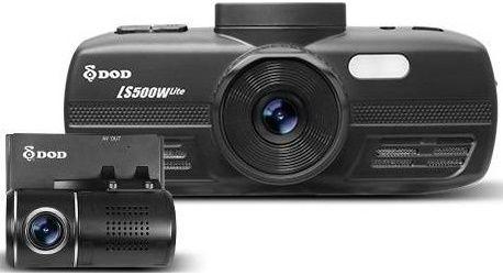 Купить Видеорегистраторы, Видеорегистратор DOD LS500W Lite