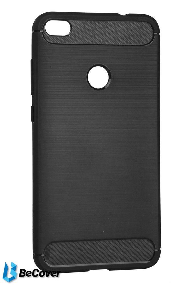 Купить Панель BeCover Carbon Series для Huawei P8 Lite 2017 (BC_701375) Grey