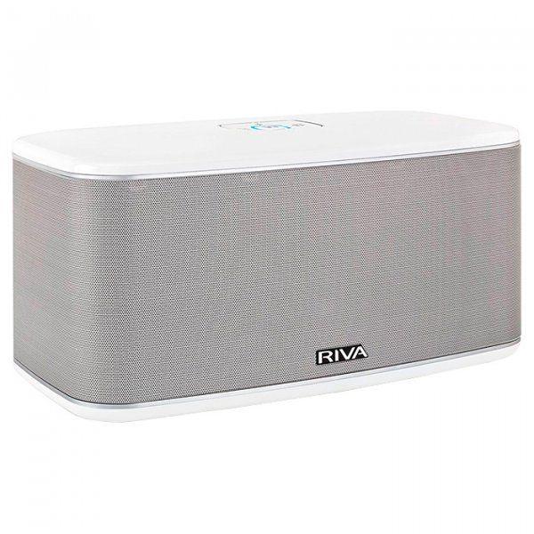 Купить Мультирум акустика RIVA Festival Multi-Room+ Wireless Speaker White (RIVAFSW)