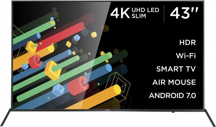 Купить Телевизор Ergo 43DU6510