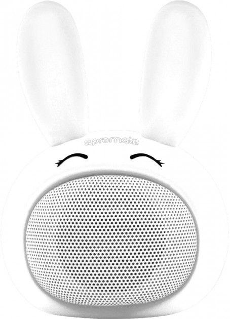 Купить Портативная акустика Promate Bunny (bunny.white) White