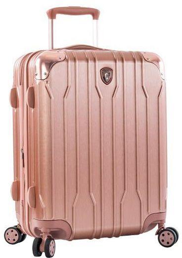 Купить Дорожные сумки и чемоданы, Чемодан Heys Xtrak (S) 57 л (925202) Rose Gold