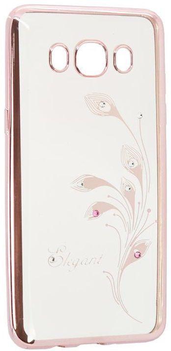 Купить Чехлы для мобильных телефонов, Накладка Beckberg Breathe для Samsung J120 (J1-2016) Elegant