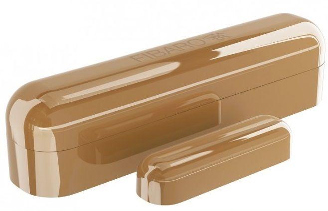 Купить Умные датчики, Датчик открытия окна и двери Fibaro Window Sensor 2 (FGDW-002-5_ZW5) Light Brown